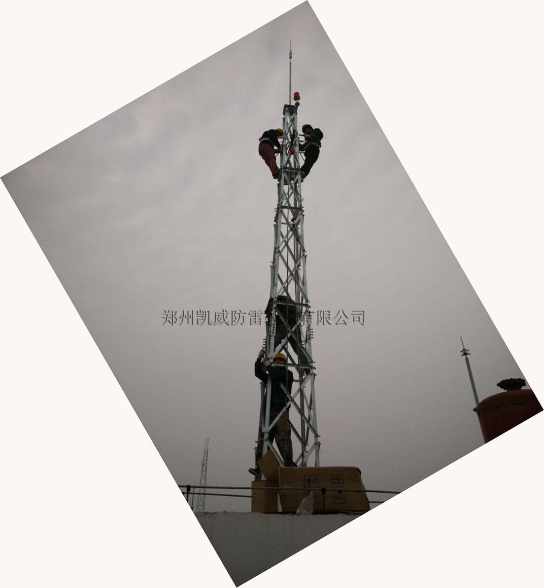 12米结构式接闪杆塔安装图.jpg